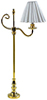HW2569 - Brass Bridge Lamp