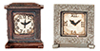 HW4017 - Resin Clocks, 2 Pcs