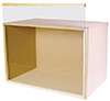 HW9057 - 9 Inch Deep Room Box Kit, Unfinished