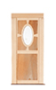 Prairie Oval Door