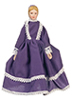 AZ06823 - Mother Doll, Porcelain