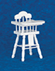 AZD3781 - High Chair, White/Cb