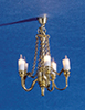 AZD4383 - 5-Light Chain Chandelier, 12V