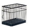 AZEIWF306 - Large Dog Cage, Black