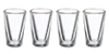Water Glasses Set, 4pc