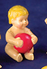 AZG7606D - Baby With Ball