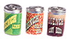 AZG8164 - 1/2 In Soda Cans, 3Pc