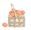 AZG8271 - Egg Basket/Brown Eggs