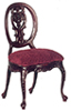 AZP3306 - Le Pet. Paulinese Side Chair