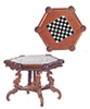 AZP6429 - Monte Carlo Game Table/Wa