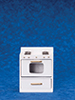 AZT5263 - Kitchen Stove, White