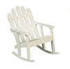AZT5517 - Adirondack Chair, White