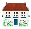 AZT8424 - Doll'S Dollhouse/Cb