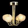 AZT8674 - 4-Light Chandelier, 12V