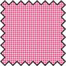 BPFAM01 - Silk Fabric: Checkers - Red