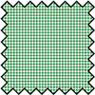 BPFAM03 - Silk Fabric: Checkers, Green