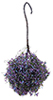 CAHBL17 - Hanging Basket: Purple-Blue, Large