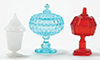 CB068 - Set Of 3 Assorted Candy Dishes