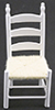 CLA00554 - Shaker Side Chair, White