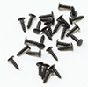 Mini Nails, 1/8 Inch, Pewter, 100/Pk