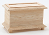 CLA08627 - Blanket Chest, Unfinished