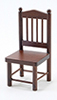 CLA10006 - Chair, Walnut