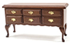 CLA10042 - Huntboard, Walnut