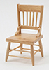 CLA10216 - Chair, Oak