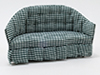 CLA10352 - Sofa, Green Check