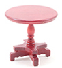 CLA10492 - End Table, Mahogany