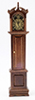 CLA10513 - Grandfather Clock, Walnt