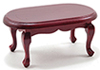 CLA10766 - Coffee Table, Mahogany