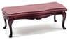 CLA10767 - Coffee Table, Mahogany
