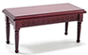 CLA10831 - Coffee Table, Mahogany
