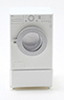 CLA10912 - Modern Front Load, Washer, White