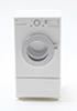 CLA10913 - Modern Front Load Dryer, White