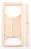 CLA70134 - Double Swinging Door