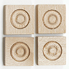 CLA70265 - Small Corner Block, 4/Pk