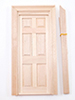 CLA71380 - Traditional 6-Panel Door
