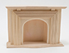 CLA72403 - Standard Fireplace