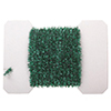 Tinsel Garland, Green