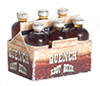 FR40014 - Quench Root Beer, 6/Pk