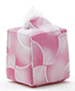 IM65152 - Box Of Tissues, 1Pc Asst Pink Or Green