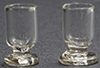 IM65185 - Glass Goblets, 2/Pk