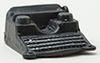 IM65194 - Black Typewriter