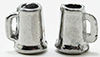 IM65335 - Pewter Beer Mugs, 2Pk