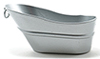 IM65388 - Metal Bath Tub