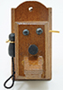 IM66100 - Wood Wall Phone