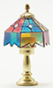 IM66120 - Tiffany Table Lamp