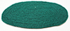 IM69008 - Hunter Green Rug, Large